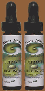 2 x  1 Dram Nearmagic Oil